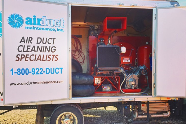 Air Duct Maintenance, Inc.'S Duct Cleaning Procedure - Air Duct