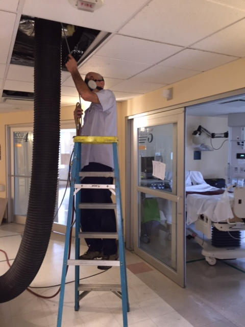 Health Care Services Air Duct Maintenance Inc